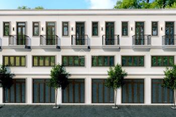 Bán nhà trung tâm thị trấn Đức Hòa, 1 trệt, 1 lầu giá 640 triệu - 0901 255 686