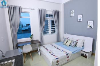 Phòng đủ nội thất gần bến xe Miền Đông, ĐH Hutech, ngoại thương II, giờ tự do, có khuyến mại