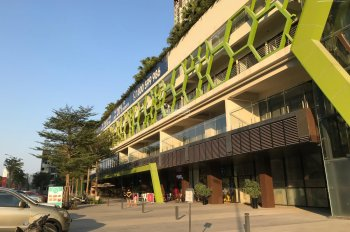 Bán đất dự án Huy Hoàng, Thạnh Mỹ Lợi Quận 2, DT 5x20m, đường thông 20m sổ đỏ, giá 95tr/m2