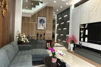 Bán nhà 4x16m, 1 trệt 4 lầu, có thang máy, đường Hà Huy Giáp, giá 4.3 tỷ, LH: 0937 62.02.72 Sinh