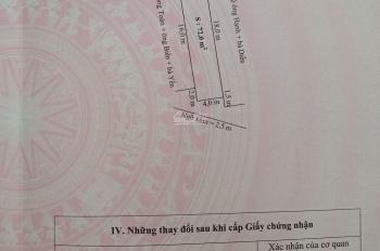 Sổ đỏ trao tay - Có ngay đất ở (Minh Kha - Đồng Thái) 0971323922