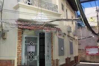 Nhà nguyên căn cho thuê hẻm ba gác đường Nguyễn Trãi Q1, DT 4x12m, Khu dân cư yên tĩnh, an ninh