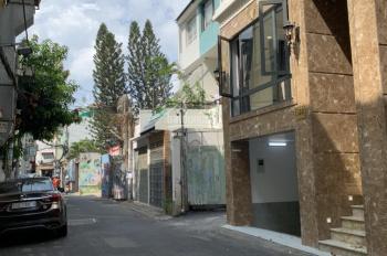 Nhà mới 100% hầm + 5 lầu, 2 mặt tiền HXH 8m Hoàng Văn Thụ, P. 8, Phú Nhuận. (5.3x13m), giá: 15.8 tỷ