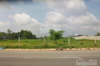 Bán gấp lô đất thổ cư mặt tiền đường Nguyễn Trung Trực, Bến Lức, DT 1782m2, giá 3,3 tỷ TL