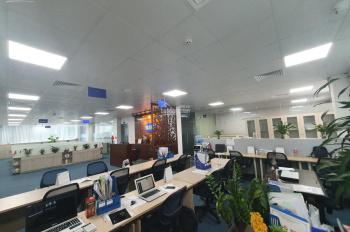 Chính chủ thuê thuê VP hạng B giá siêu rẻ tại tòa D'office Thành Thái giá chỉ có 233.740,5 đ/m²/th