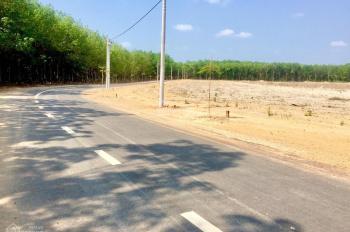 Bán đất TT hành chính Đồng Phú sổ hồng sẵn DT 5x50m giá 300tr thổ cư 50m2, LH 0329423907 anh thanh