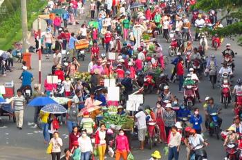 Đất trung tâm thị trấn Chơn Thành, DT 600m2, gía 770 triệu/nền đường 16m sổ hồng thổ cư 100%