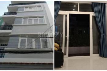 Nhà cho thuê hẻm 4m Tân Trụ, P15, TB 5PN, 150m2, 3 lầu 15 triệu/tháng LH: 0938122171