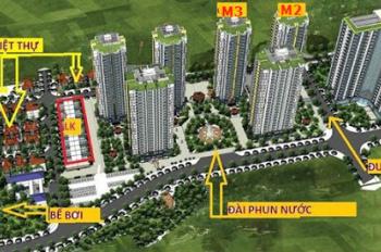 Đổi căn to hơn bán gấp căn góc khu đô thị MiPEC Kiến Hưng, 69m2, đủ nội thất, sổ đỏ. LH0911041625