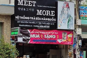 Bán nhà mặt tiền Nguyễn Thị Kiểu