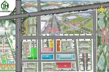 Bán đất thành phố cảng Phú Mỹ, giá đầu tư