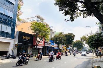 Cho thuê nhà nguyên căn mặt tiền Đề Thám, quận 1 (4,5x20m) TL 2 lửng tiện KD đa ngành. Giá 52 triệu
