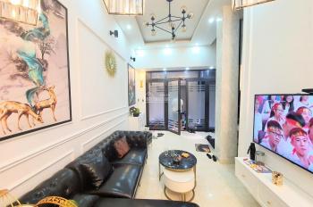 Bán gấp nhà mặt ngõ Huy Văn - 4T nhà cực đẹp ở ngay 5.3 tỷ, tặng full nội thất