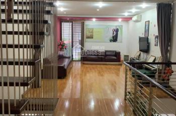 Bán nhà Phú Thượng, đẹp, lô góc, gara, ngõ thông, 6.7 tỷ