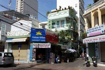 Cho thuê mặt bằng 2 mặt tiền phố tây đường Hùng Vương - Nha Trang