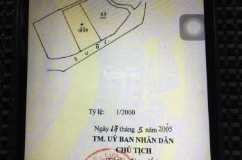 Cần bán lô đất ở Đồng Âm, Quốc Oai, Hà Nội diện tích 1800m2 có 400m2 thổ cư
