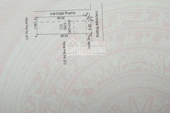 Lô gốc Phú Hoà 7x22m, nhựa 6m thông ra QL13, giá siêu đầu tư
