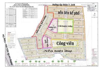 Bán đất trung tâm thành phố Cảng Phú Mỹ giá ưu đãi