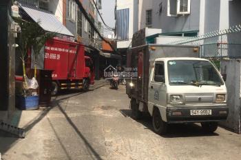 Định cư bán gấp nhà 1/ xe tải Dương Quảng Hàm, P5, Gò Vấp 4x16m 1T + 2L + ST, 6,2 tỷ