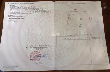 Bán thửa 1650m2 vuông vắn cực đẹp giá rẻ xã Thủy Xuân Tiên giữa trung tâm đô thị vệ tinh Xuân Mai