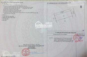 Bán lô 960m2, gần sân bay Long Thành, 2 MTĐ khu dân cư sổ hồng riêng, 0981666942