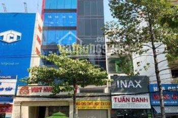 Bán nhà mặt tiền đường Tô Hiến Thành, Q10. DT 4x28m, 6 tầng thang máy, giá đầu tư chỉ 32.5 tỷ TL