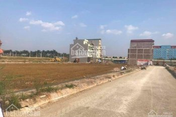 Đất DV Tân Tây Đô, Đan Phượng, lô góc mặt đường QH Hoàng Quốc Việt kéo dài giao cắt với đường 422