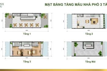Nhà phố 2 mặt tiền Thanh Long Bay - Bình Thuận, nhận ngay chiết khấu gần 500 triệu
