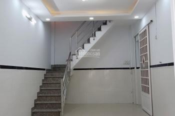 Cần bán gấp nhà mới 100% Phạm Thế Hiển, P4, Q8 căn góc 2 mặt tiền hẻm, KD buôn bán