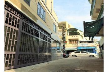 Bán nhà mới xây góc 2 MT ở Thích Quảng Đức, P4, Phú Nhuận - ngang 5x14m - trệt 3 lầu - giá 16 tỷ TL