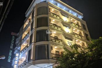 Cần bán nhà mặt tiền Sư Vạn Hạnh, P12, Q10, DT NH 5.3x22m, 6 lầu, có HĐ thuê 130 triệu/th. 34 tỷ