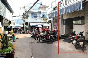 Nhà hẻm 8m, 4x11m, 1 trệt 1 lầu, đường Phan Huy Ích, P15, Tân Bình, SHR, giá 4,1 tỷ. LH: 0947630885