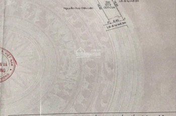Chủ ngộp cần bán lô đất Phú Lợi giá tốt, 6,6 nở 7x19= 130m2 - TC 100m2, cách đường Phú Lợi 70m