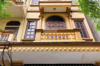 Cho thuê nhà Ngụy Như Kon Tum, DT 60m2, 4 tầng, MT 4.5m, ngõ ô tô, giá 20 triệu/th, LH 0977433269
