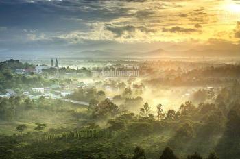 Bán đất biệt thự nghỉ dưỡng, liền kề khu du lịch thác Đamb'ri, 500m2, giá chỉ: 930 triệu /nền