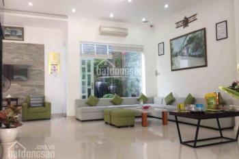 Biệt thự Nguyễn Thái Bình - Khu K300 DT: 16.5 x 18m, 3 lầu - ST, sân vườn,hồ bơi. Giá: 88 tr/th