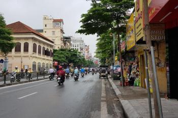 Bán nhà mặt phố Tôn Đức Thắng 81m2 - 5m - Hướng Tây Tứ Trạch - 19.8 tỷ