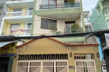 Bán nhà phố trệt lửng 3 lầu, mặt tiền đường Số 17, phường Tân Thuận Tây, Quận 7, giá 9.6 tỷ