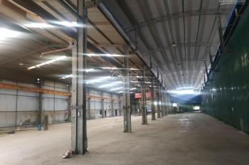 Cho thuê kho 2200m2, vị trí tại khu công nghiệp Dốc Sặt