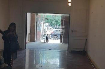 Cho thuê nhà mặt phố Thiên Hiền, Mỹ Đình 1, nhà mới đẹp hiện đại vỉa hè rộng. DT 110m2 x 5T, MT 5m