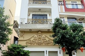 Nhà bán HXH Dương Quảng Hàm, P5, GV, DT: 6x20m, 2 lầu, giá: 6.8 tỷ TL, LH 0918658645