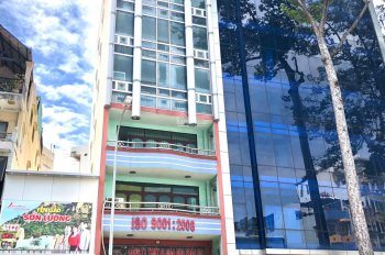 Bán nhà MT đường Hoàng Diệu.Q4. DT: (4.5m*24m). CN : 108m2, 6 lầu. thang máy. Thuê: 130tr/th. giá :