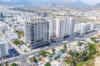 Đưa trước 957 triệu sở hữu ngay căn hộ cao cấp CT4 Phước Hải 1 phòng ngủ, LH 0931800111