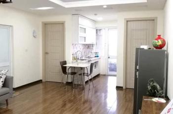 Cho thuê chung cư khu đô thị Việt Hưng, Long Biên full nội thất, nhà mới đẹp LH: 0966632673