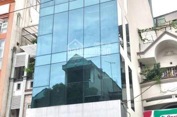 Cho thuê  Tòa nhà Văn phòng đường Cộng Hóa ngay Etown. Hầm, 7 lầu. 950 m2 sàn. giá: 75triệu