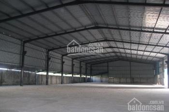 Cho thuê kho xưởng 1800m2 tại KCN Tiên Sơn, giá 75k/m2/th