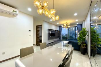 Cho thuê căn góc 2pn +(107m2) full nội thất + bao PQL giá 28 triệu/tháng tại Hà Đô Centrosa Q10