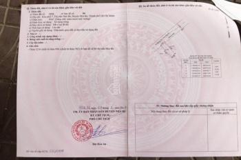 Bán đất KDC Sài Gòn Mới, Huỳnh Tấn Phát, Nhà Bè 4x12.5m, 50m2 hướng đn giá 2,65 tỷ