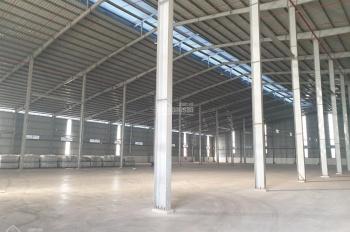 Cho thuê nhà xưởng 8000m2 trong tổng diện tích lớn, Thạnh Phú, Vĩnh Cửu, Đồng Nai
