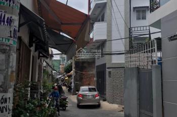 Bán nhà hẻm xe hơi đường Chu Văn An, giá rẻ nhất khu vực!
